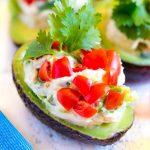 Stuffed Avocado Recipe
