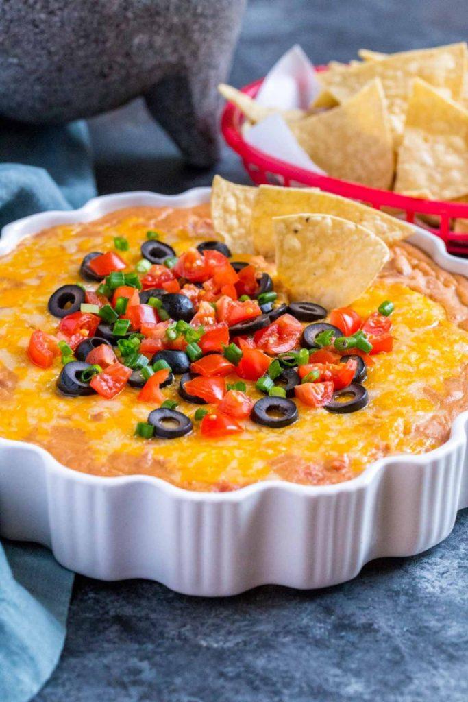 Best Bean Dip Recipe