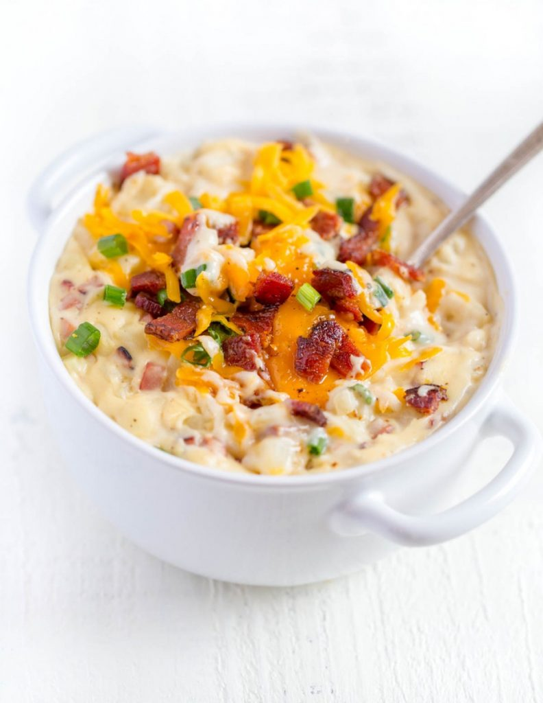Ultimate Loaded Baked Potato Soup Recipe