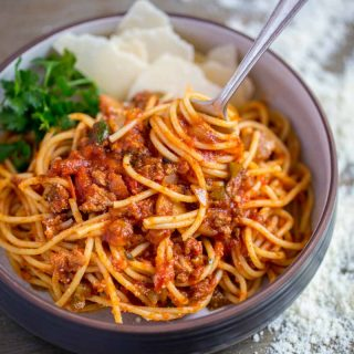 Spaghetti Sauce from Scratch