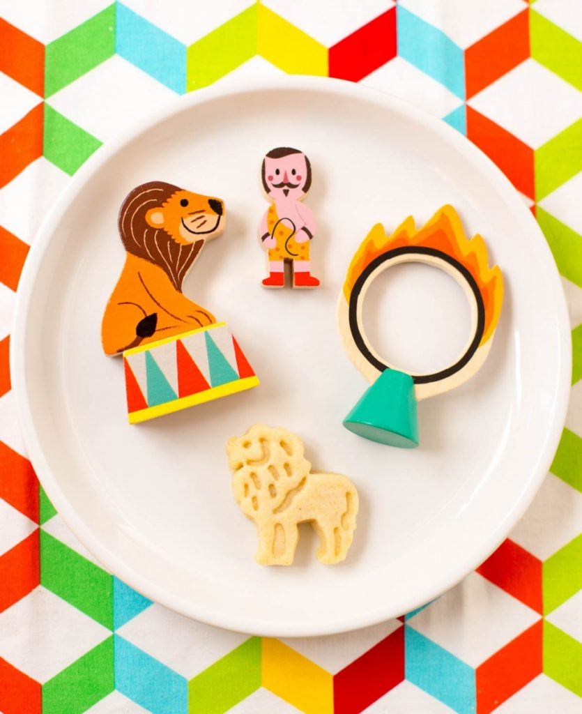 Homemade Barnum Animal Crackers