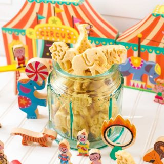 Childhood Circus Animal Crackers