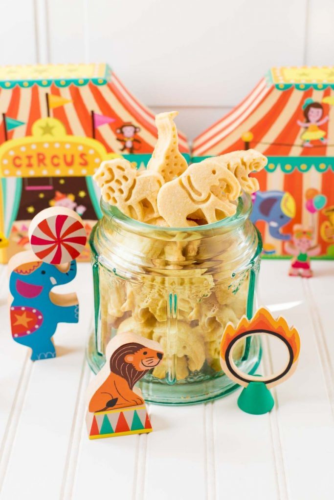 Homemade Barnum's Animal Crackers