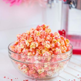 Candy Store Pink Popcorn