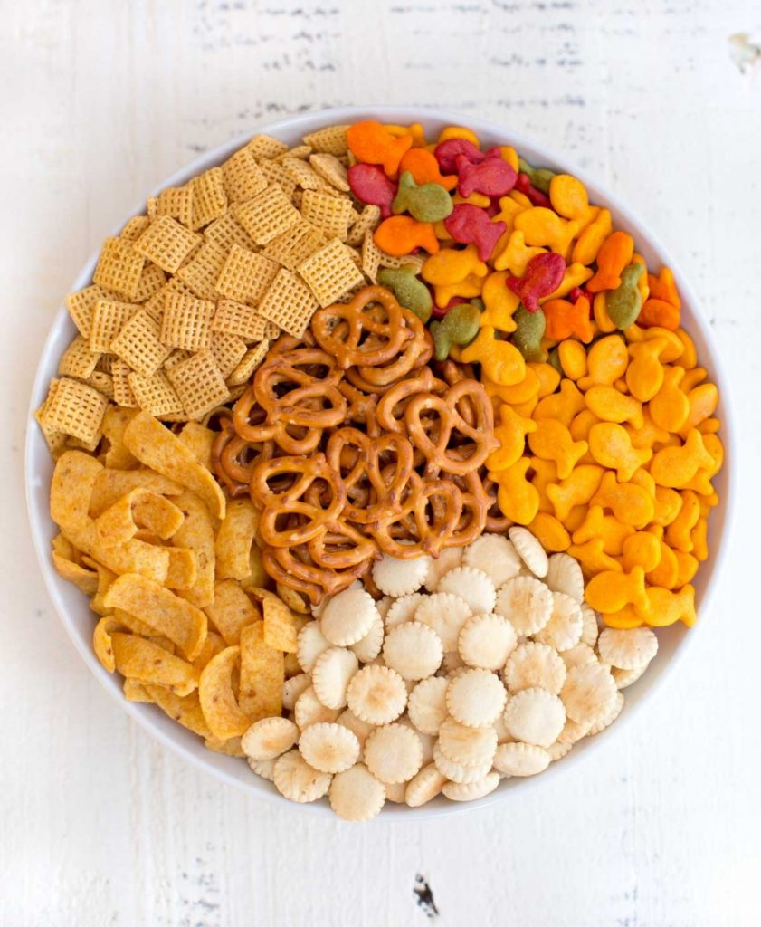 Best Snack Mix for road trips, hiking and adventures.