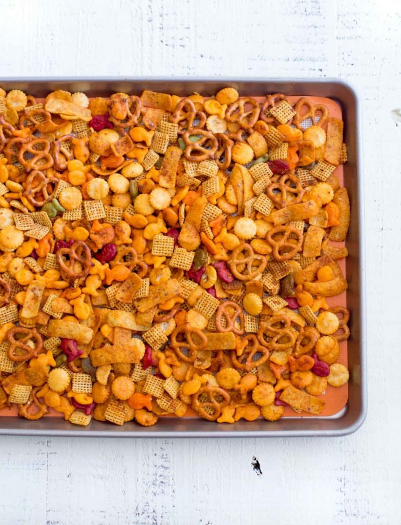 How to Make Snack Mix
