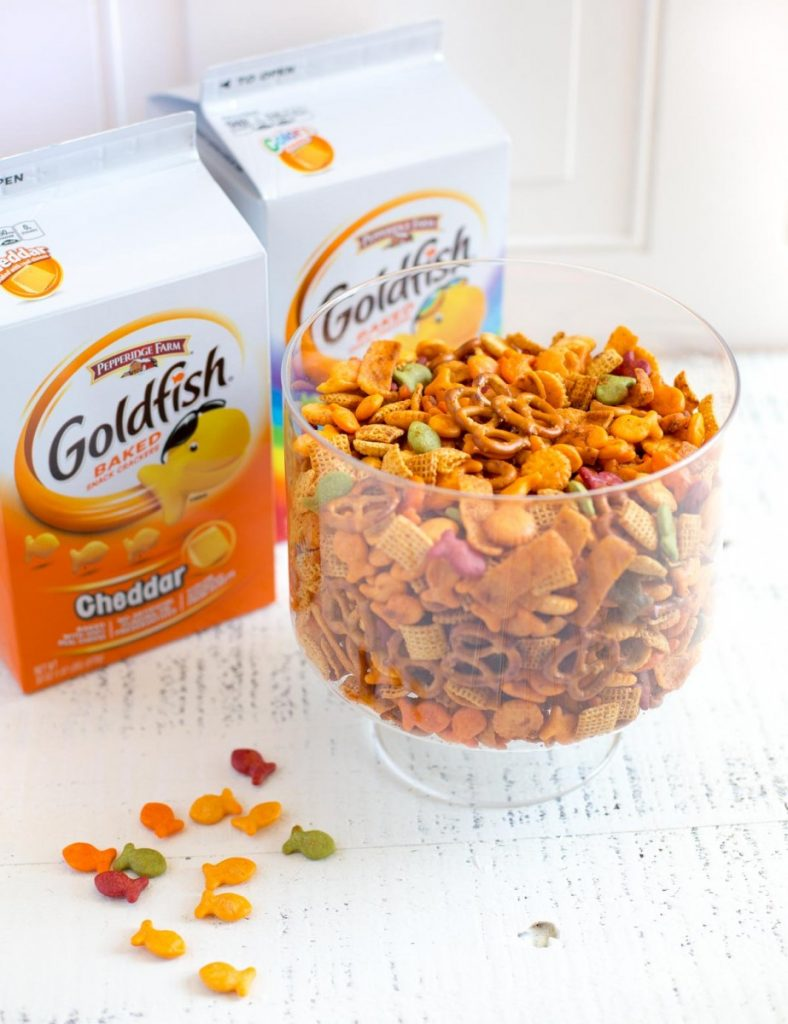 Road Trip Snack Mix for family fun!