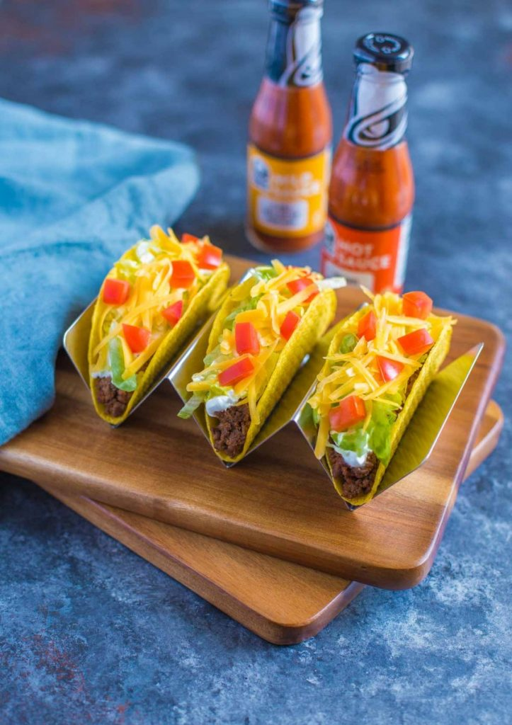 Ground Beef Taco Recipe