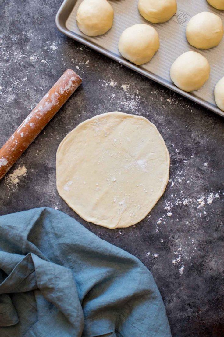 Grandma's Flour Tortillas