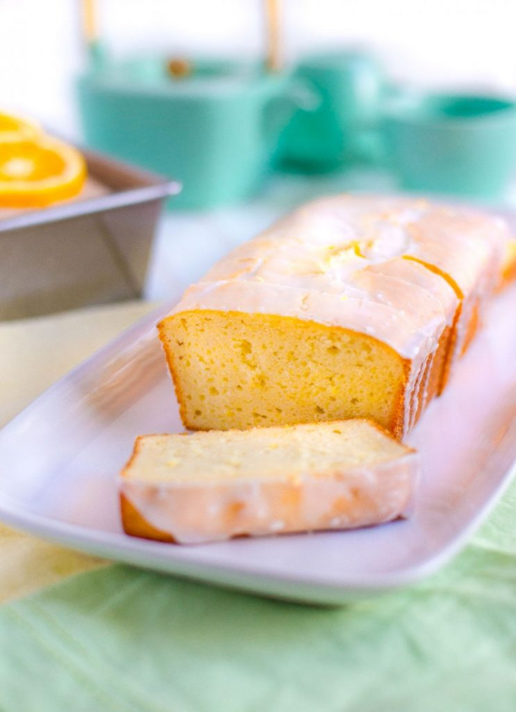 How to Make a Lemon Cake from Scratch.