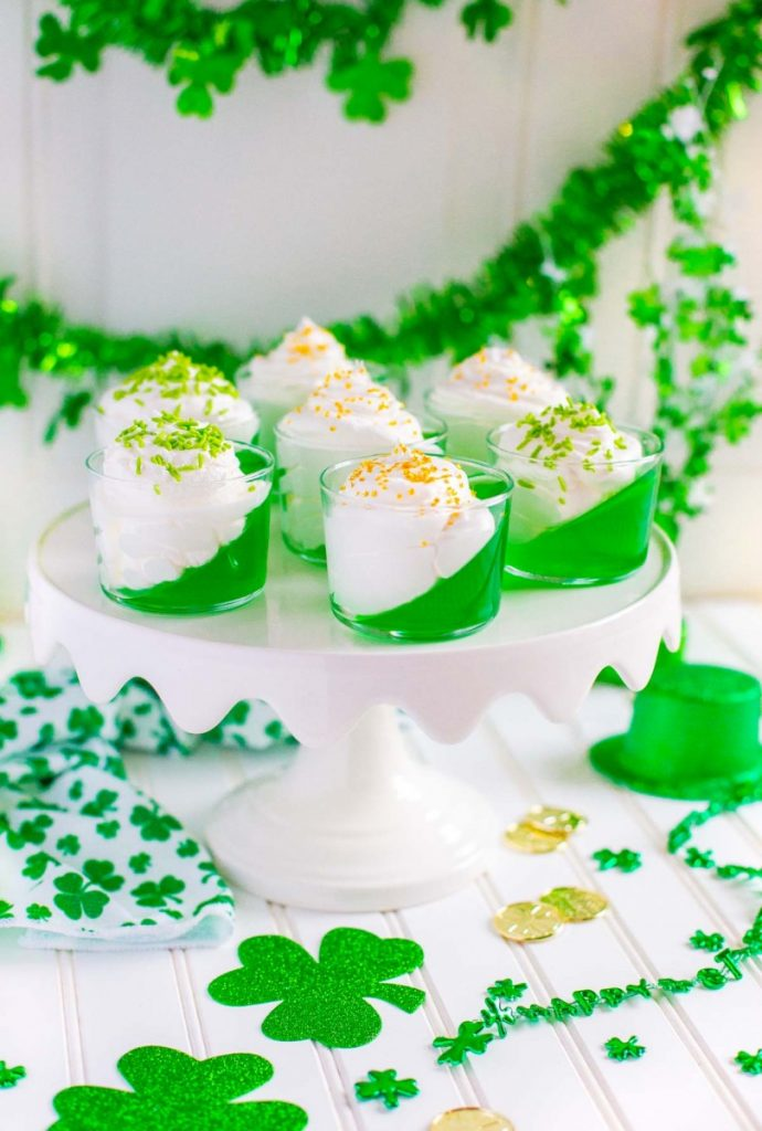 Fun festive Jello Cool Whip Recipes