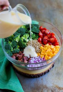 Broccoli Salad Dressing
