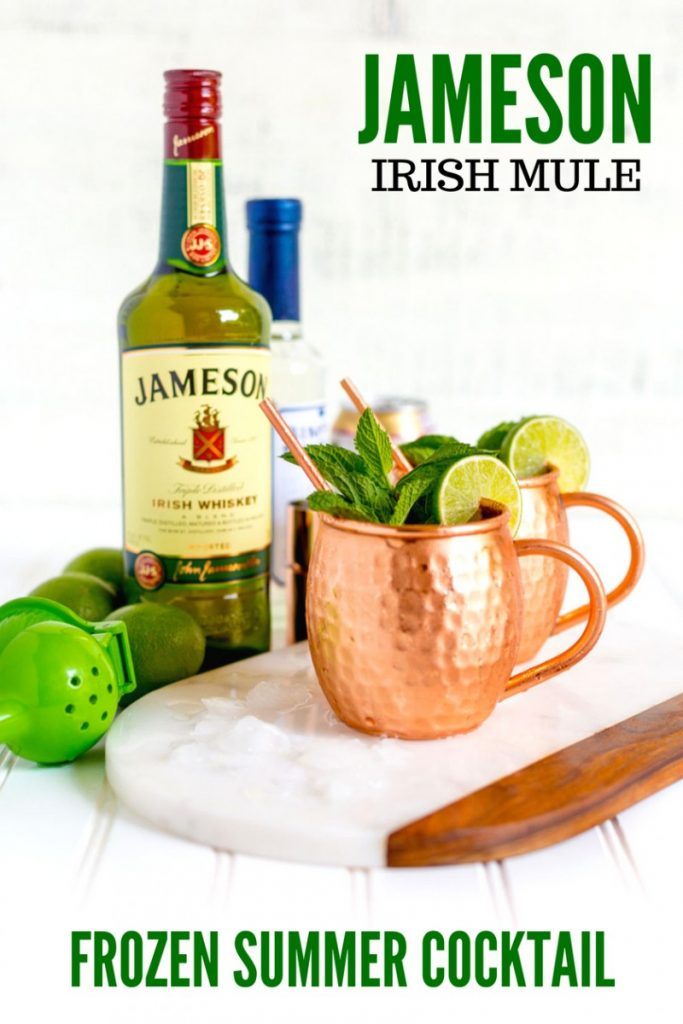 Blackberry Irish Mule