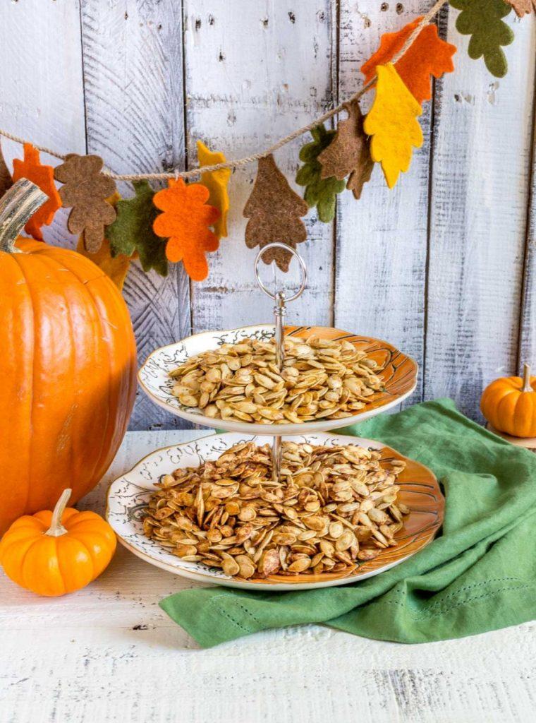 How to Make Pumpkin Seeds