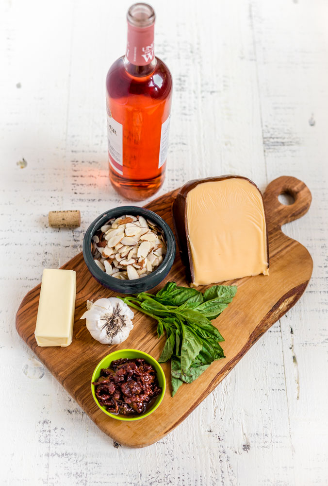 Ingredients for Cheese Ball Recipe