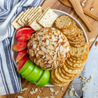 Smoked Gouda Cheese Ball