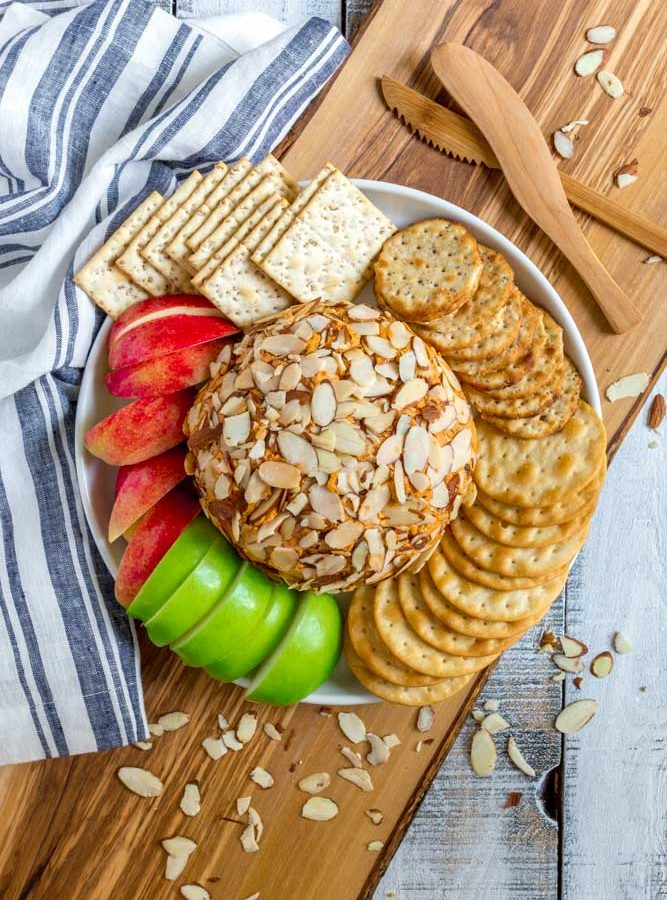 Smoked Gouda Cheese Ball Recipe