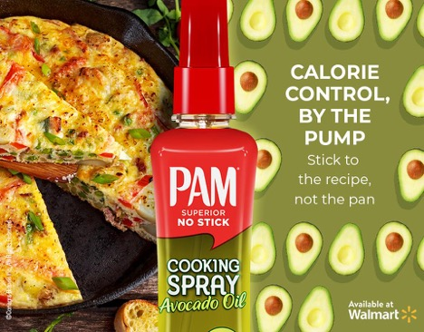 Taco Cups made with Pam cooking spray.