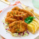 Wiener Schnitzel Pinterest Image