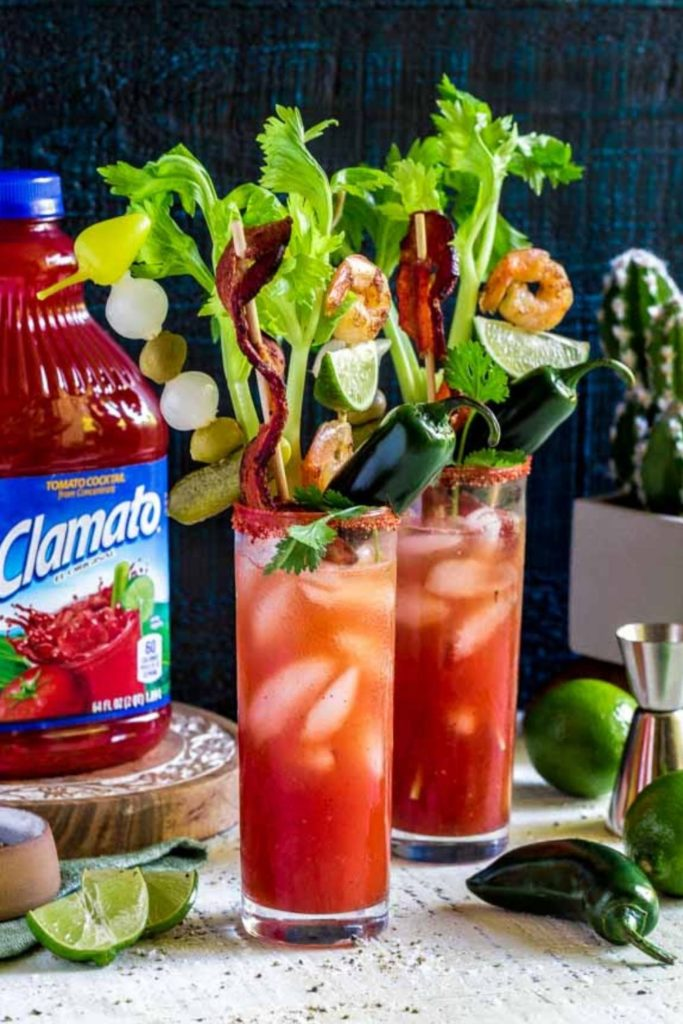 Bloody Maria Cocktail Recipe