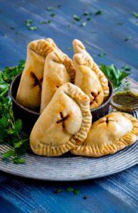 Pinterest Image for Argentinian Empanadas