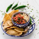 Salsa Recipe Pinterest Image