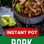 Instant Pot Recipe for Crispy Pork Carnitas