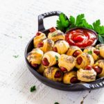 Best Pigs in a Blanket Recipe Pinterest Graphic